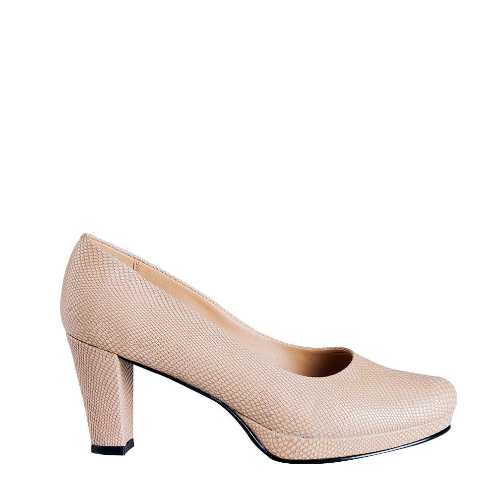 08i16 Beige Zapatos Fs Footloose Cierrapuertas EHWI9D2