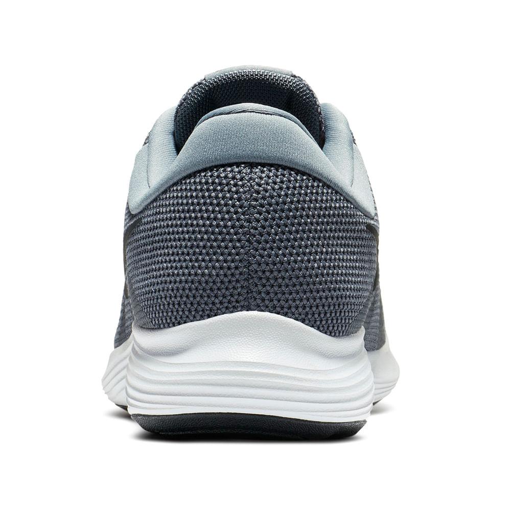 47faf753a0c Zapatillas Nike REVOLUTION 4 908988-010 Gris Negro