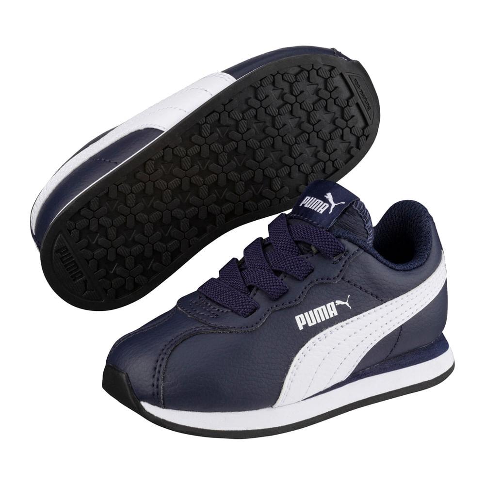 bbfc4f4ce Zapatillas Puma TURIN II 366778 03 Azul/Blanco