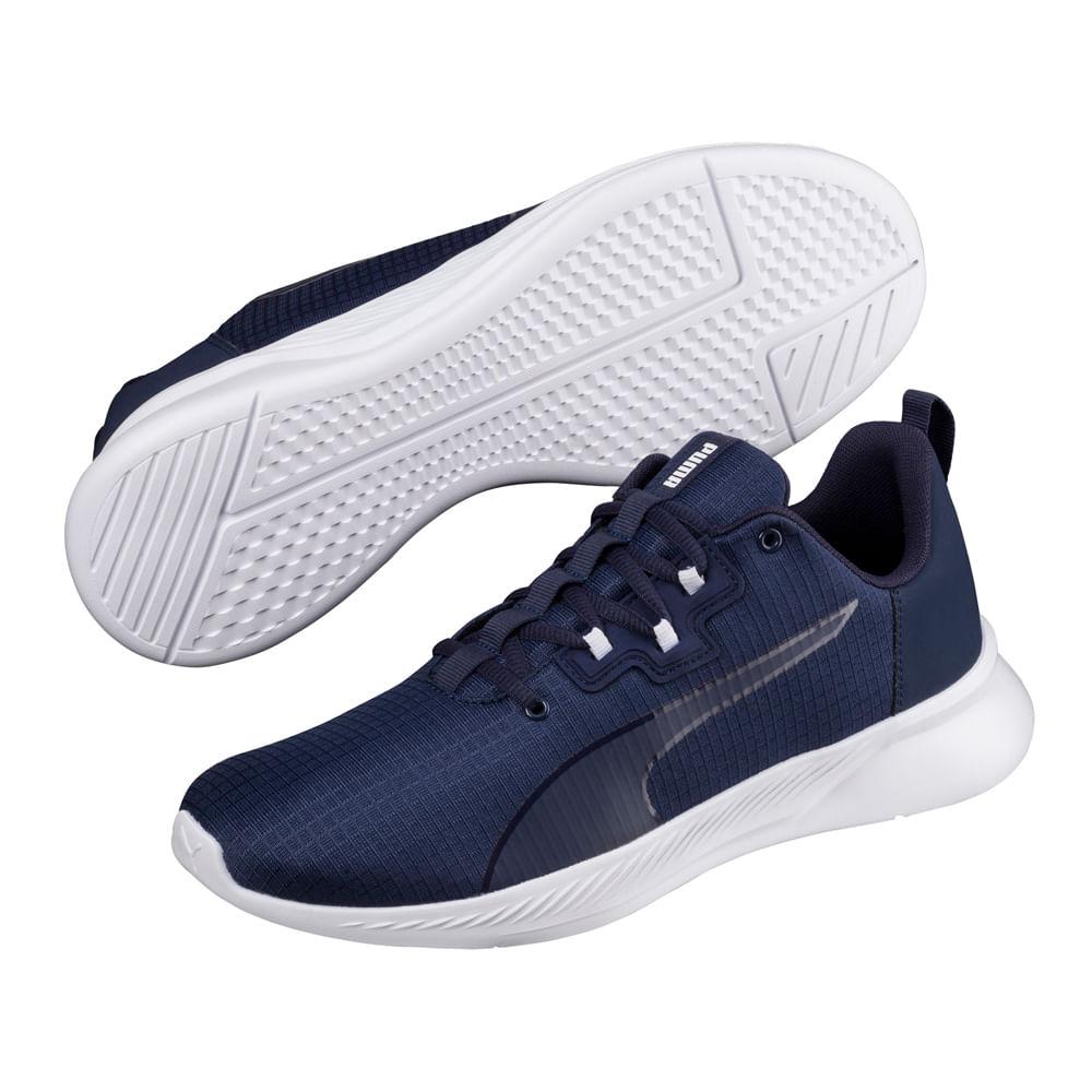 c7d04d95a Zapatillas Puma TISHATSU RUNNER 191070 02 Azul