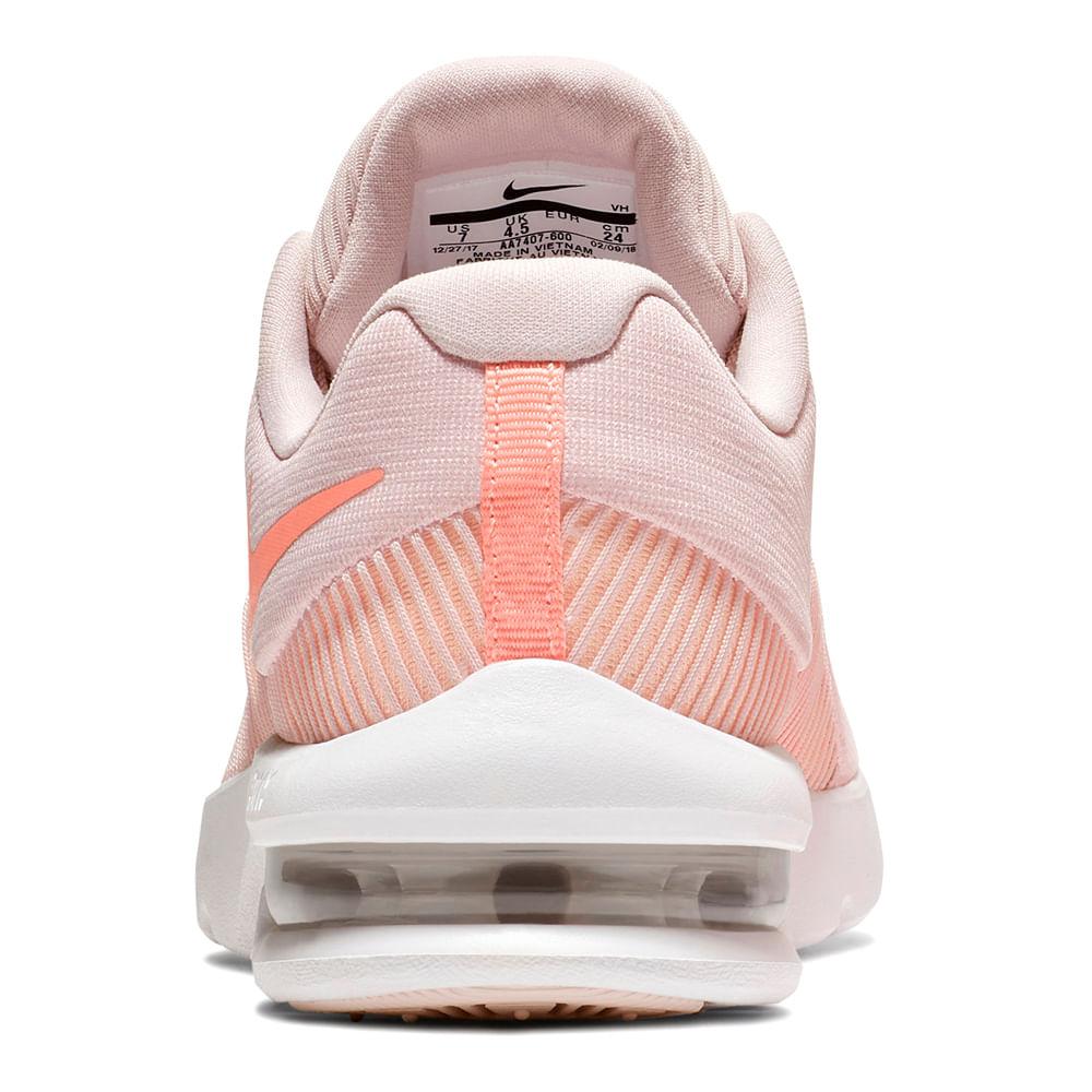 FL Mujer Calzado Zapatillas RosadoBlanco – footloose
