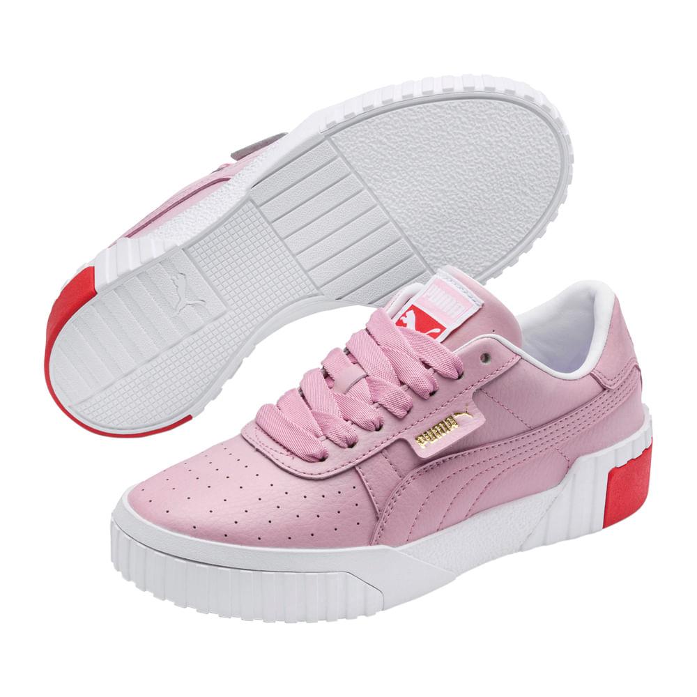 puma cali rosadas