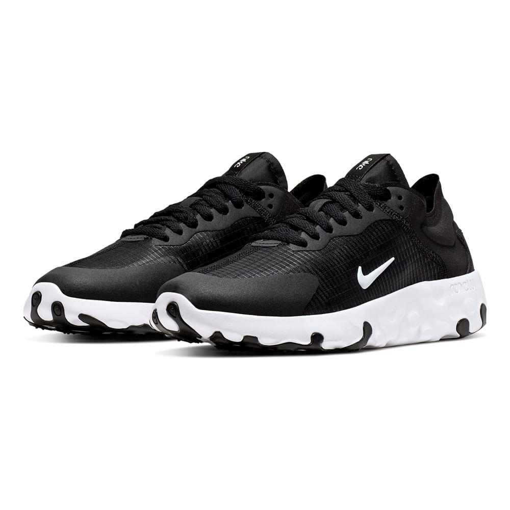 Zapatillas Hombre Nike Air Max Infuriate III Low Negro AJ5898 007