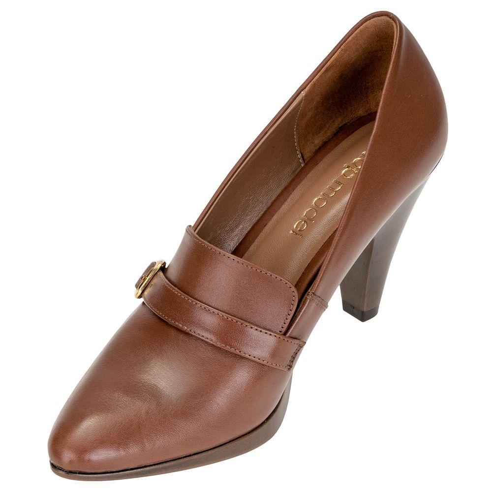 Zapatos Top Model TM-02I19 Habano - cierrapuertas