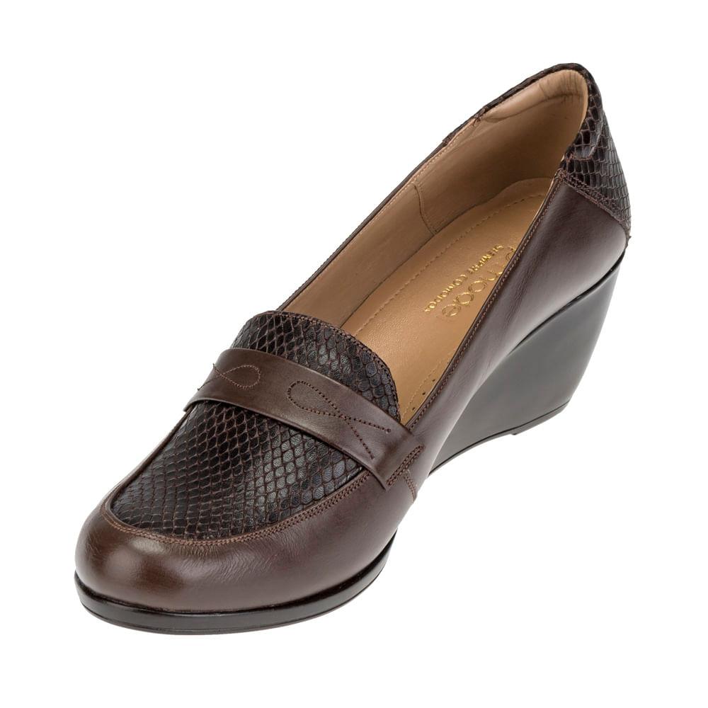 Zapatos Top Model TM-04I17 Marron - cierrapuertas