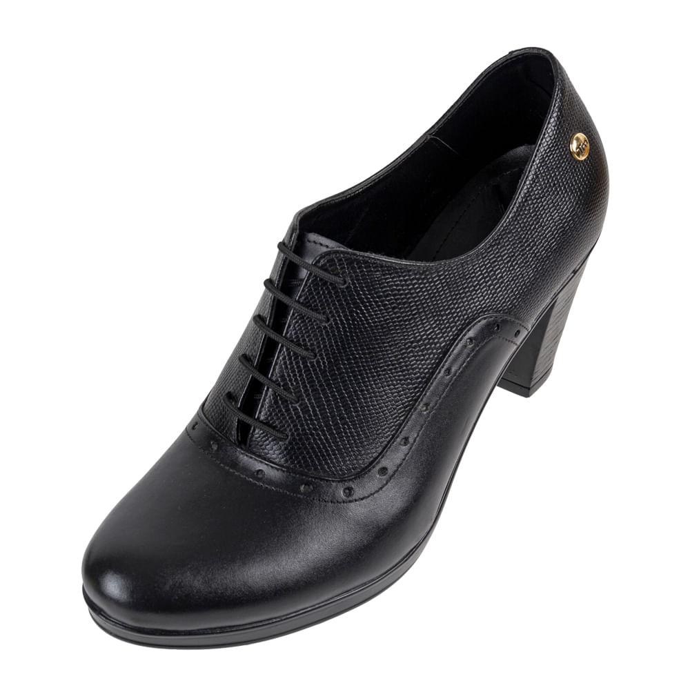 Zapatos Top Model TM-01I19 Habano - cierrapuertas