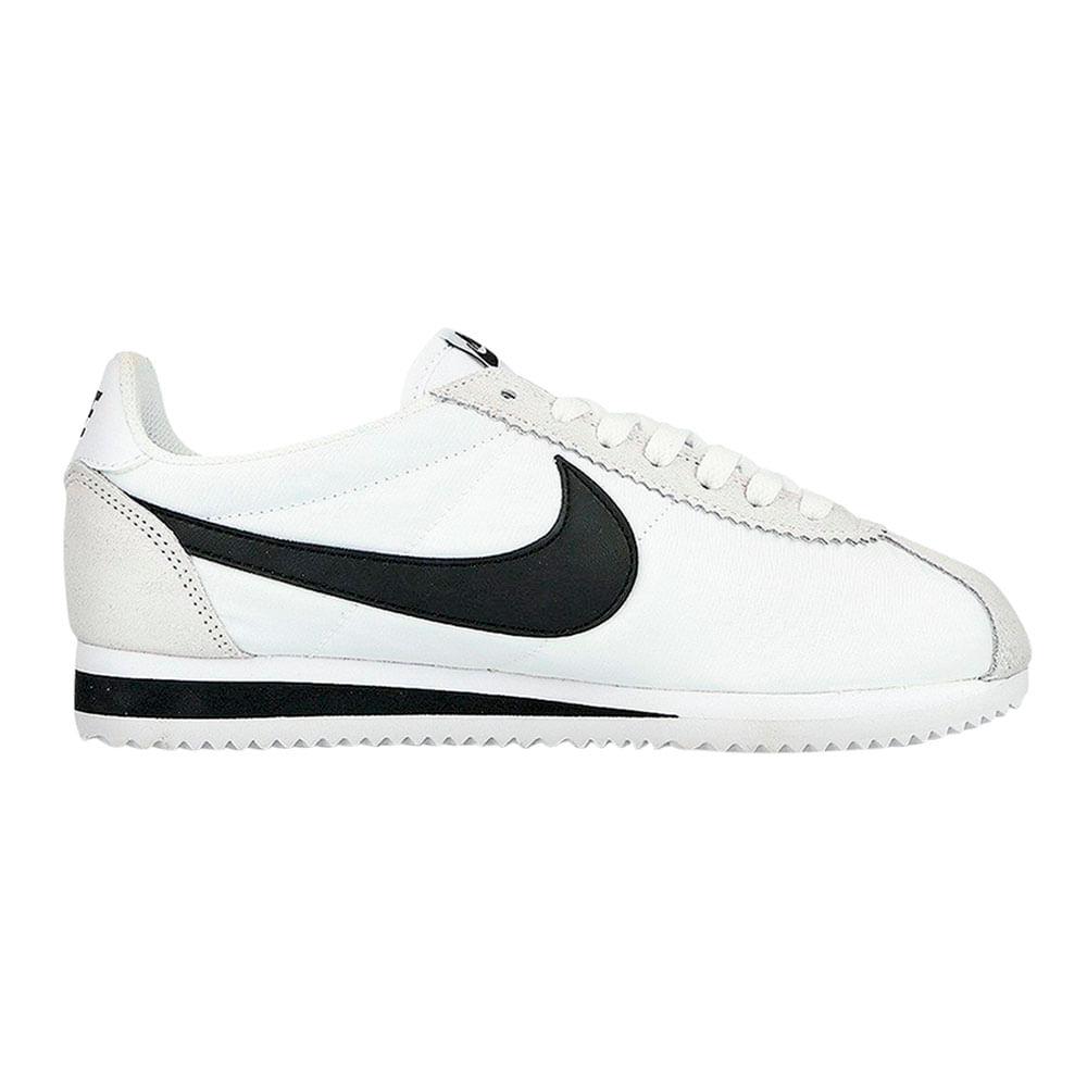 new arrival f2db5 2dd4c Zapatillas Hombre Nike Classic Cortez Nylon 807472-100