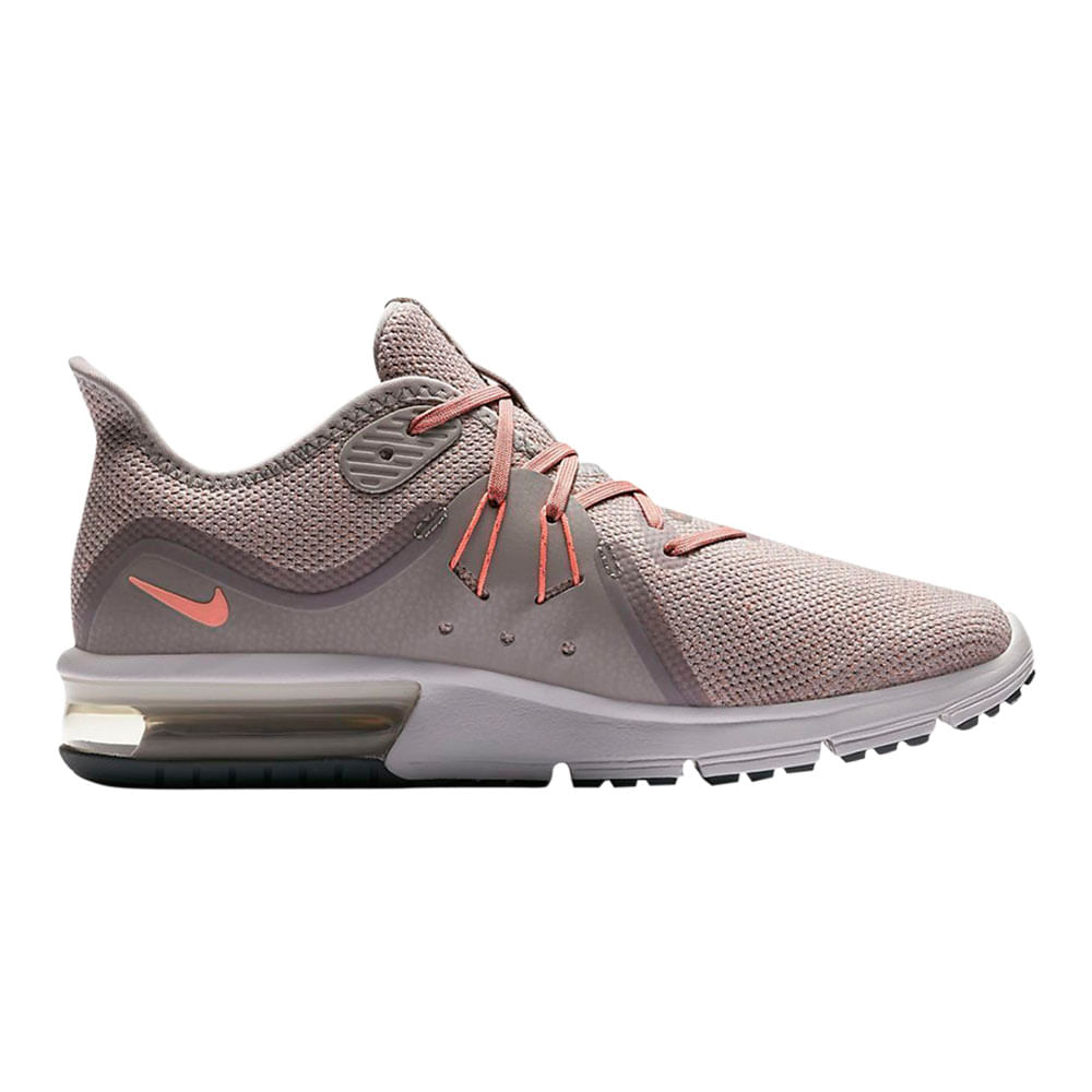 Sequent Passarelape 908993 Max Nike 016 3 Zapatillas Air Mujer ZwISOxUqP