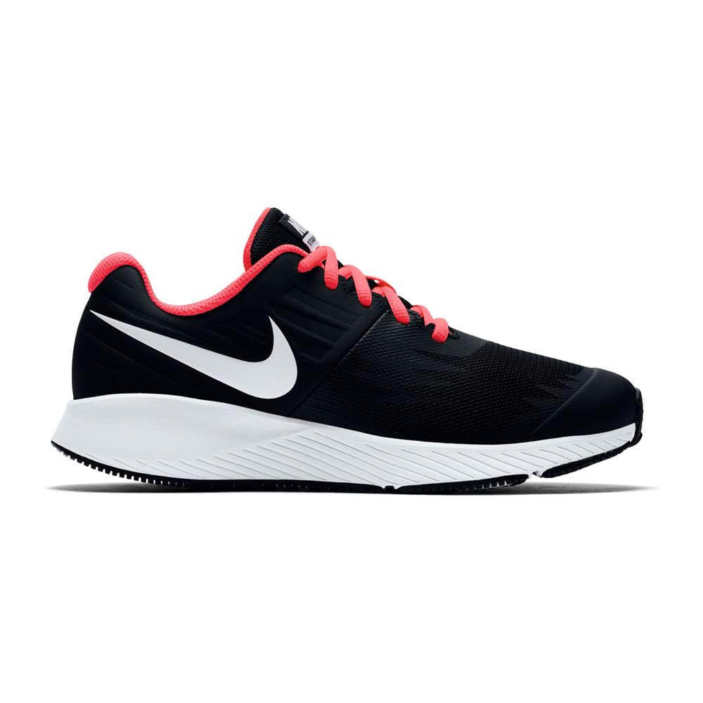8835f4ac224f3 Zapatillas Niña Junior Nike Star Runner GG 907257-001 - passarelape