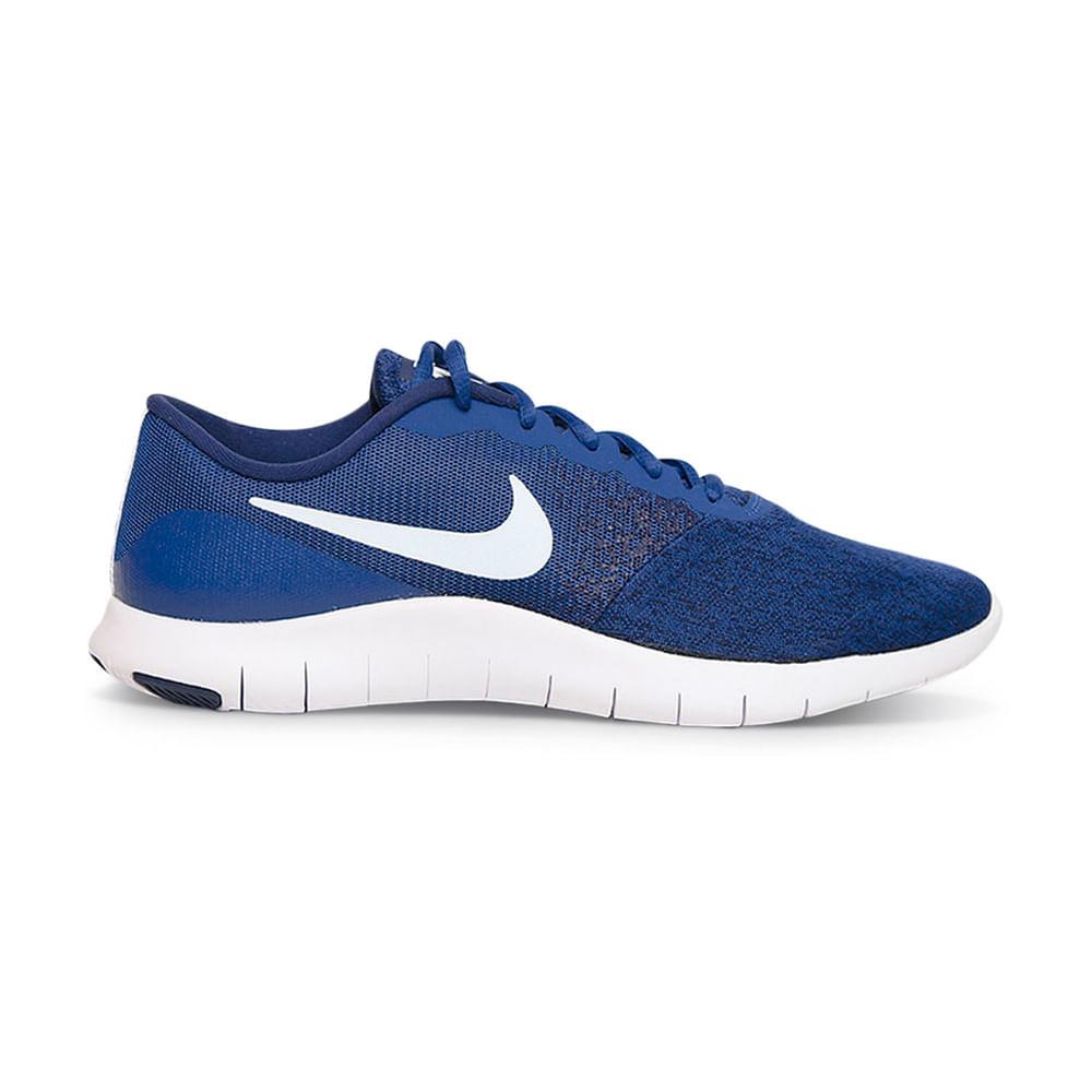 Zapatillas Hombre Nike Flex Contact 908983-400 - passarelape 2bb0c3d45b7e9