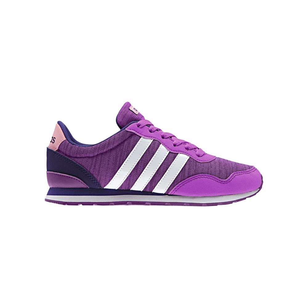 c33045200 Zapatillas Niña Infante Adidas V JOG K BC0079 - passarelape
