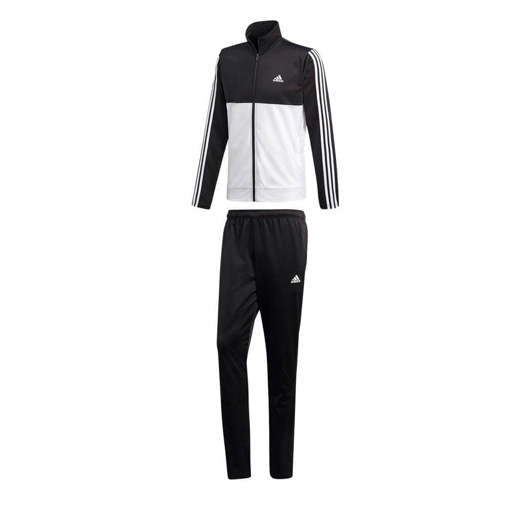 buy online 789a3 265ee Buzo Hombre Adidas Back2Bas 3S BK4091