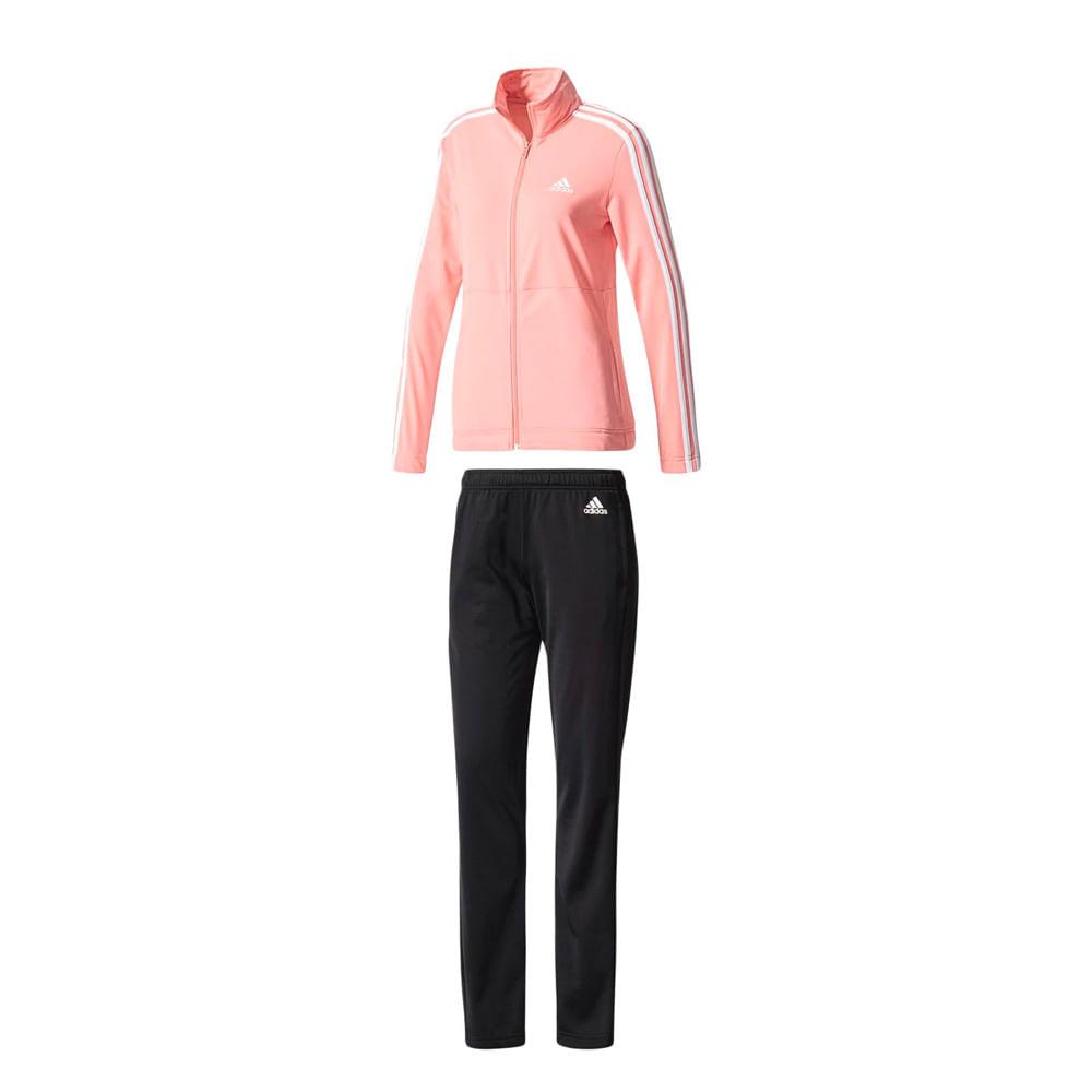 42ef11d16e999 Buzo Mujer Adidas Back2Bas 3S BQ8434 - passarelape