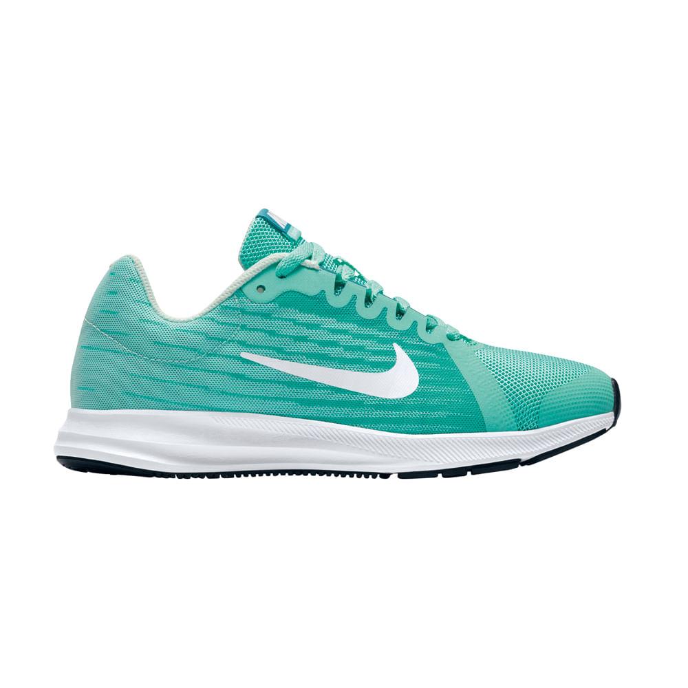 9cb5c1f9f6b44 Zapatillas Niña Junior Nike Downshifter 8 922855-301 - passarelape