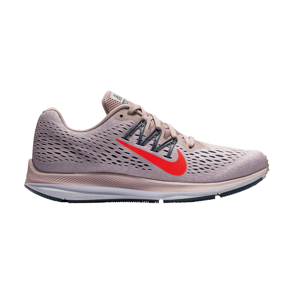 dbc8ef2c77d Zapatillas Mujer Nike Zoom Winflo 5 AA7414-600 - passarelape