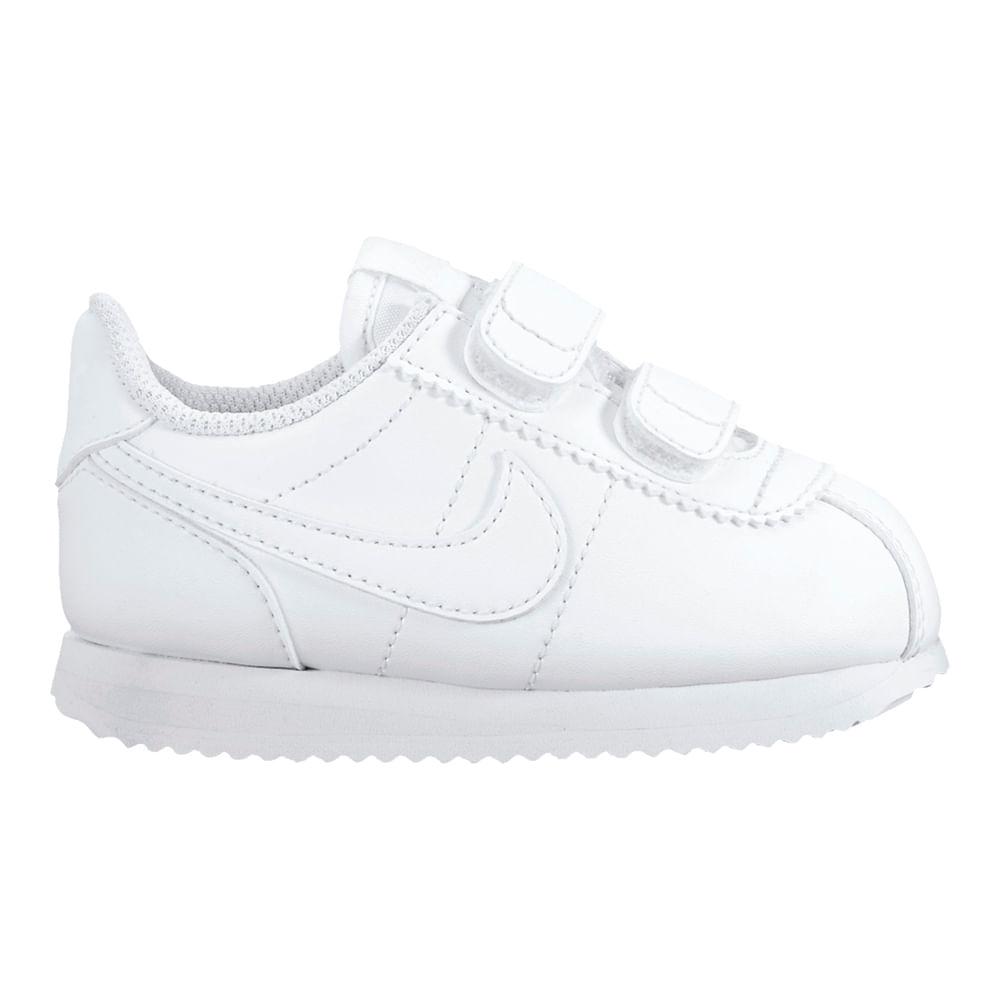 a96be5d3c Zapatillas Niño Infante Nike Cortez Basic 904769-100 - passarelape