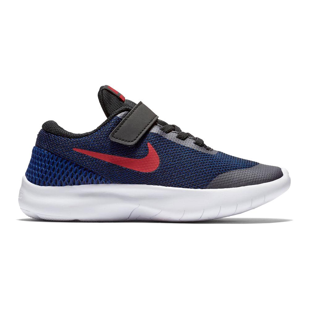 Zapatillas Niño Escolar Nike Flex Experience 943285-007 - passarelape 2bafa83b745dd