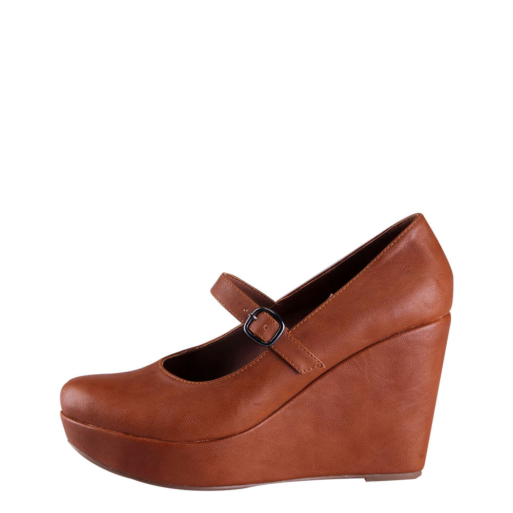 cd6c9975 Zapatos Footloose FA-07I16 - 38.0 Caramelo