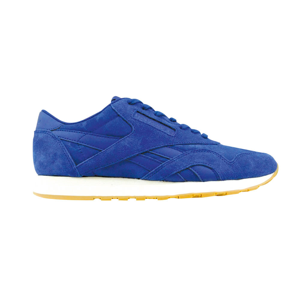 Zapatillas Reebok CL NYLON BS9566 Azul footloose