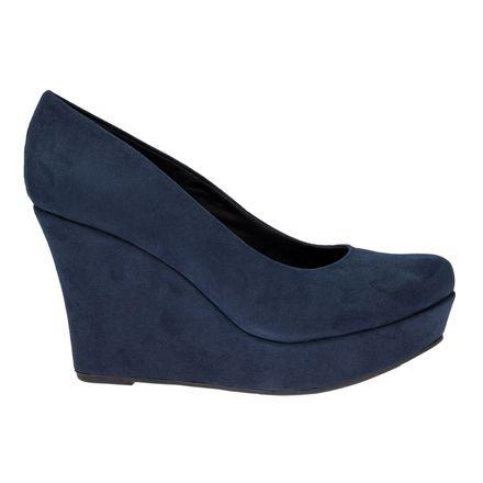 6a665573450 30% dscto 35 Zapatos Footloose FG-04I18 Azul ...