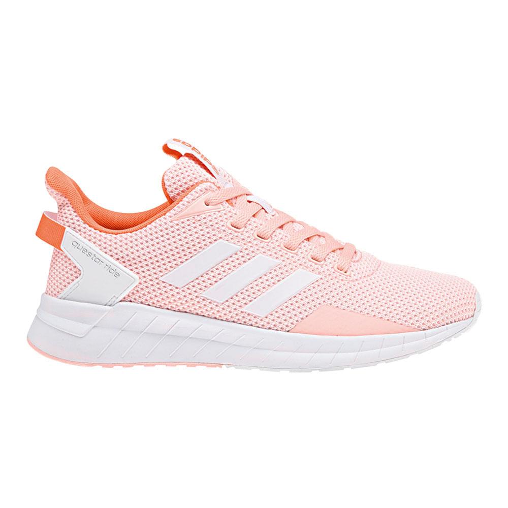 zapatillas adidas naranjas para mujer