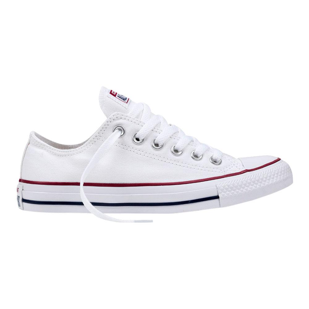 Zapatillas Converse CORE OX M7652C 0 Blanco footloose