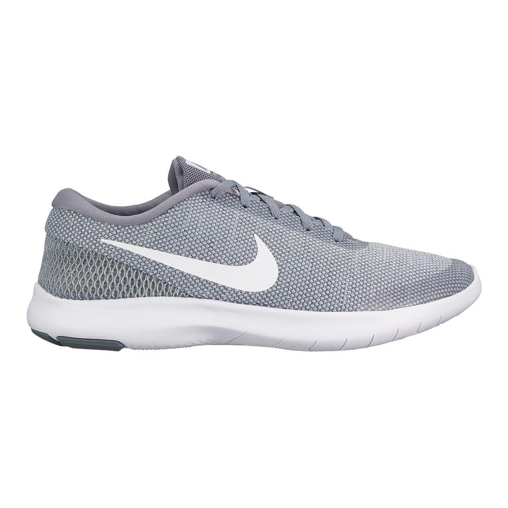 bd557c68 Zapatillas Nike FLEX EXPERIENCE RN 7 908996-010 Gris/Blanco ...
