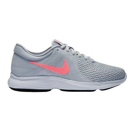ce9372d01 Zapatillas Nike WMNS NIKE REVOLUTION 4 908999-016 Gris/Rosado - footloose