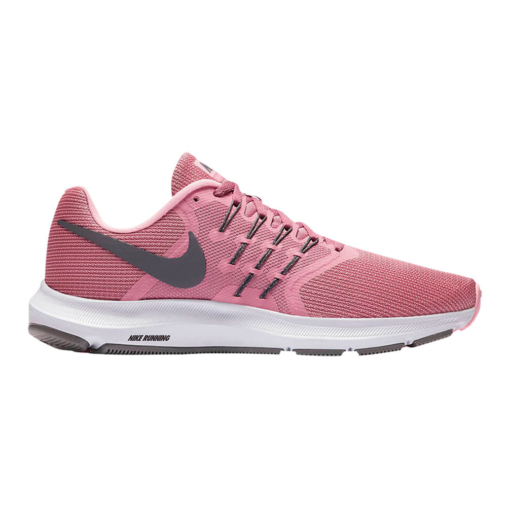 bf8e97d9228 Zapatillas Nike RUN SWIFT 909006-600 Rosado Negro - passarelape