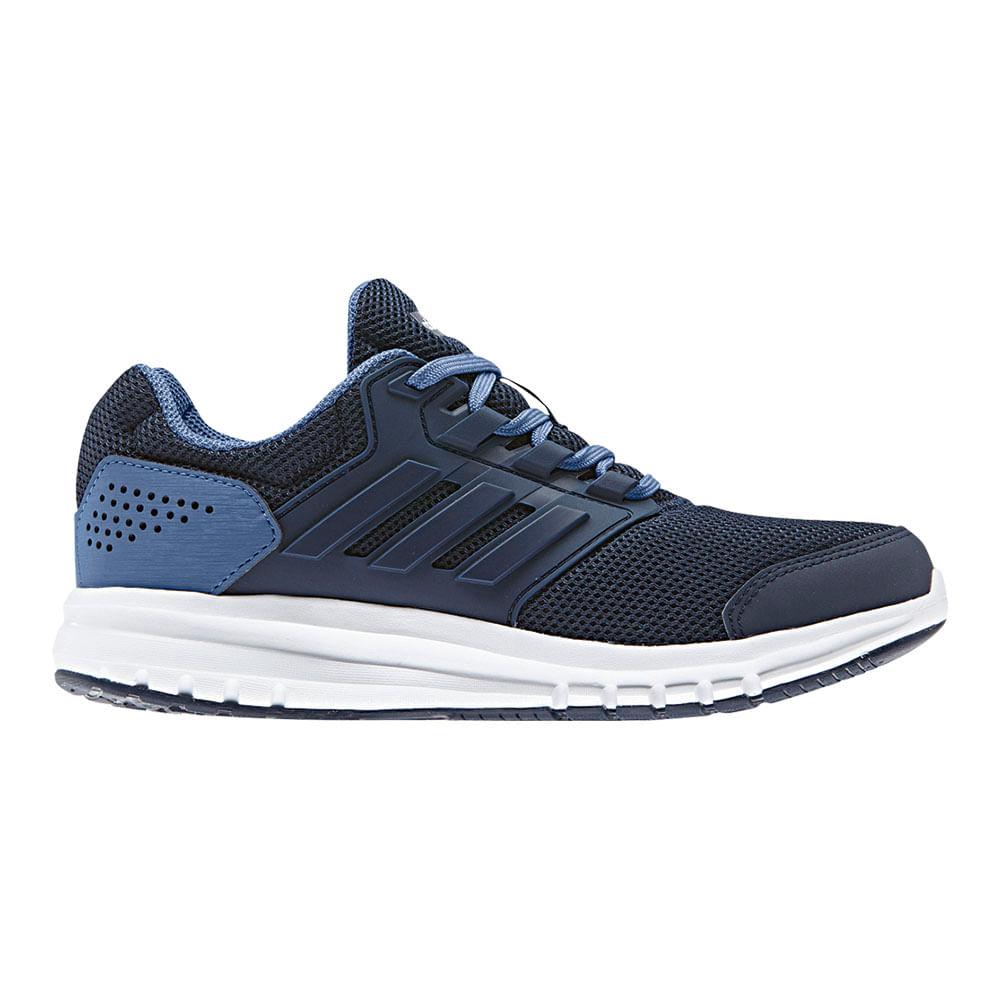 Zapatillas adidas Galaxy 4k Niños Azul
