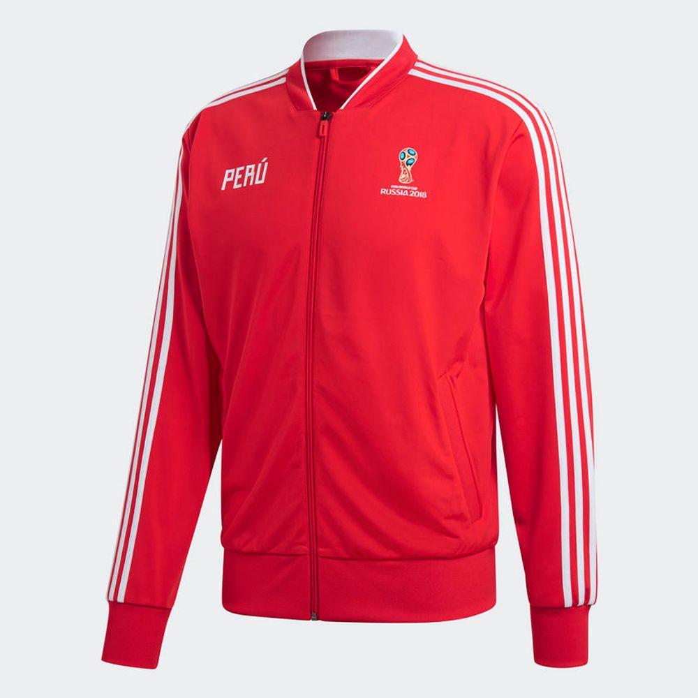 Track Rojo Casaca Adidas Peru Footloose Dx0996 Top b7yfgY6