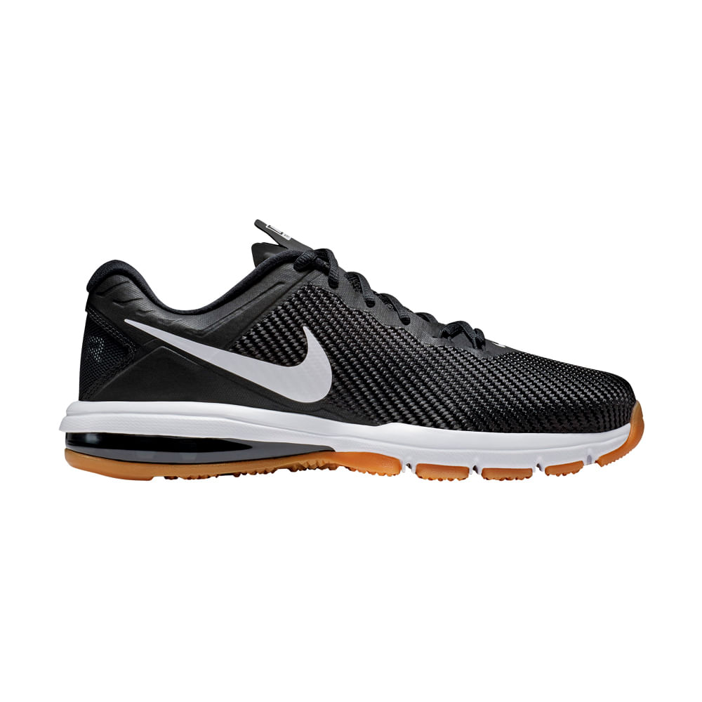 aef0d24046 Zapatillas Nike AIR MAX FULL RIDE 869633-012 Negro - passarelape