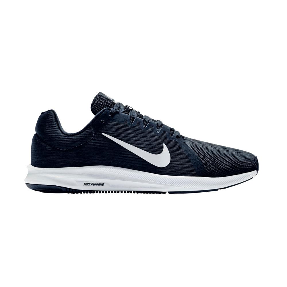 67dc926039be6 Zapatillas Nike DOWNSHIFTER 8 908984-001 Negro - passarelape