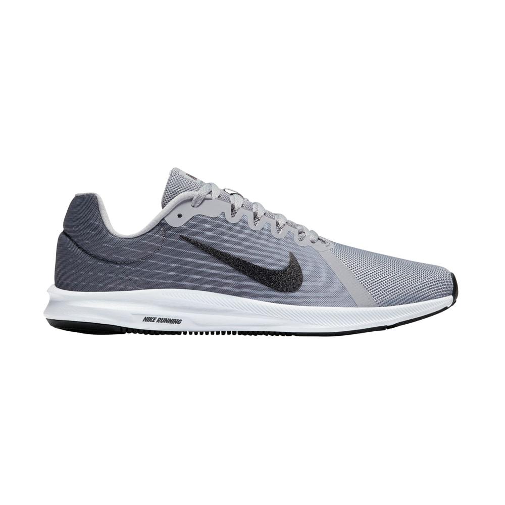 4bb50e69210ef Zapatillas Nike DOWNSHIFTER 8 908984-004 Gris - passarelape