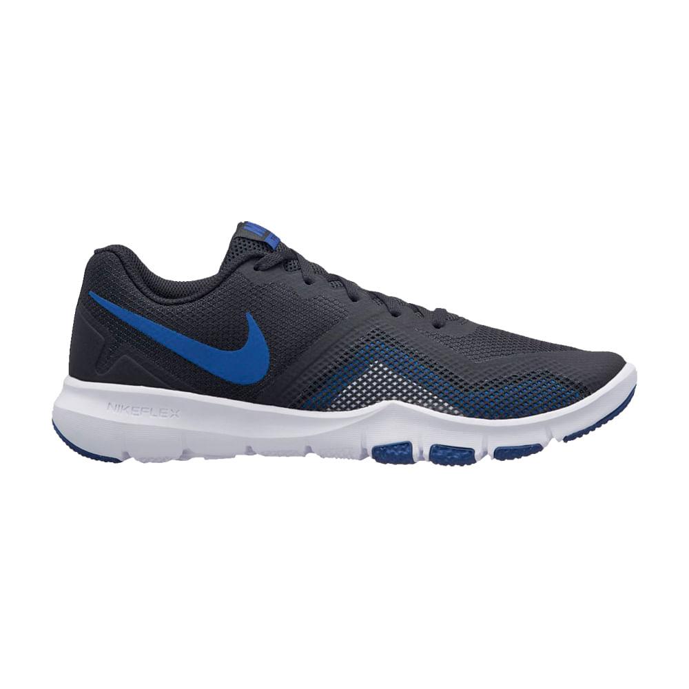90998c510e Zapatillas Nike FLEX CONTROL II 924204-014 Negro - passarelape