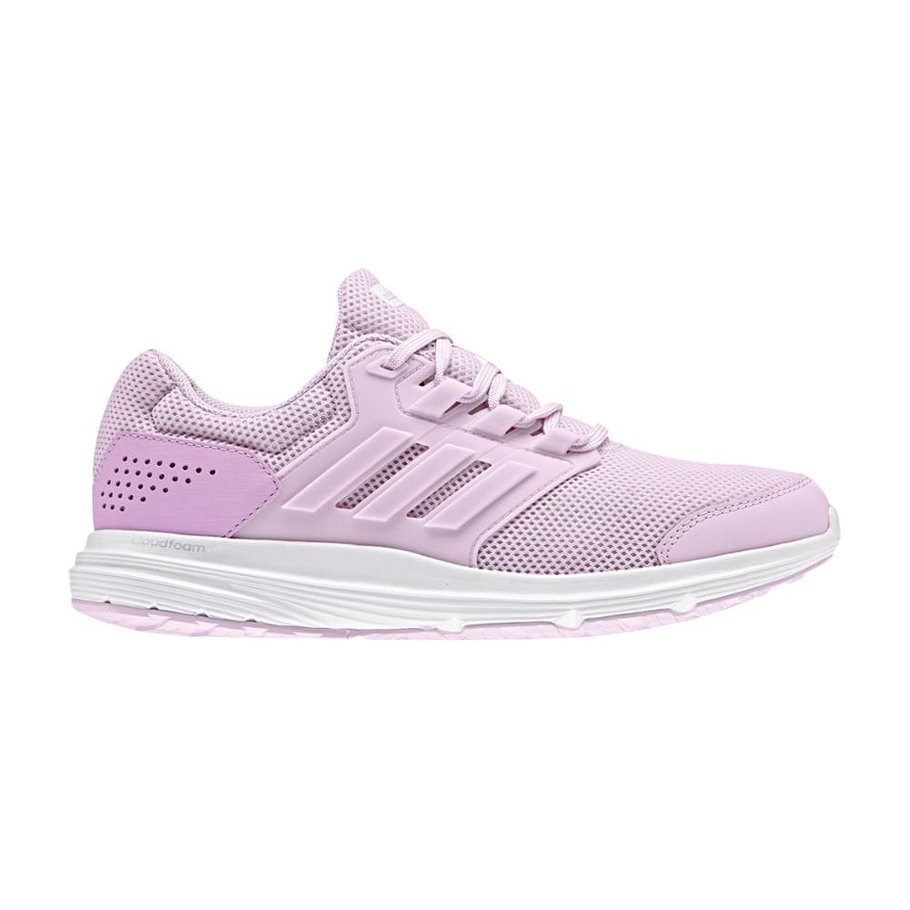 Mejor precio en stock moda mejor valorada Zapatillas Adidas GALAXY 4 B43835 Rosado - footloose