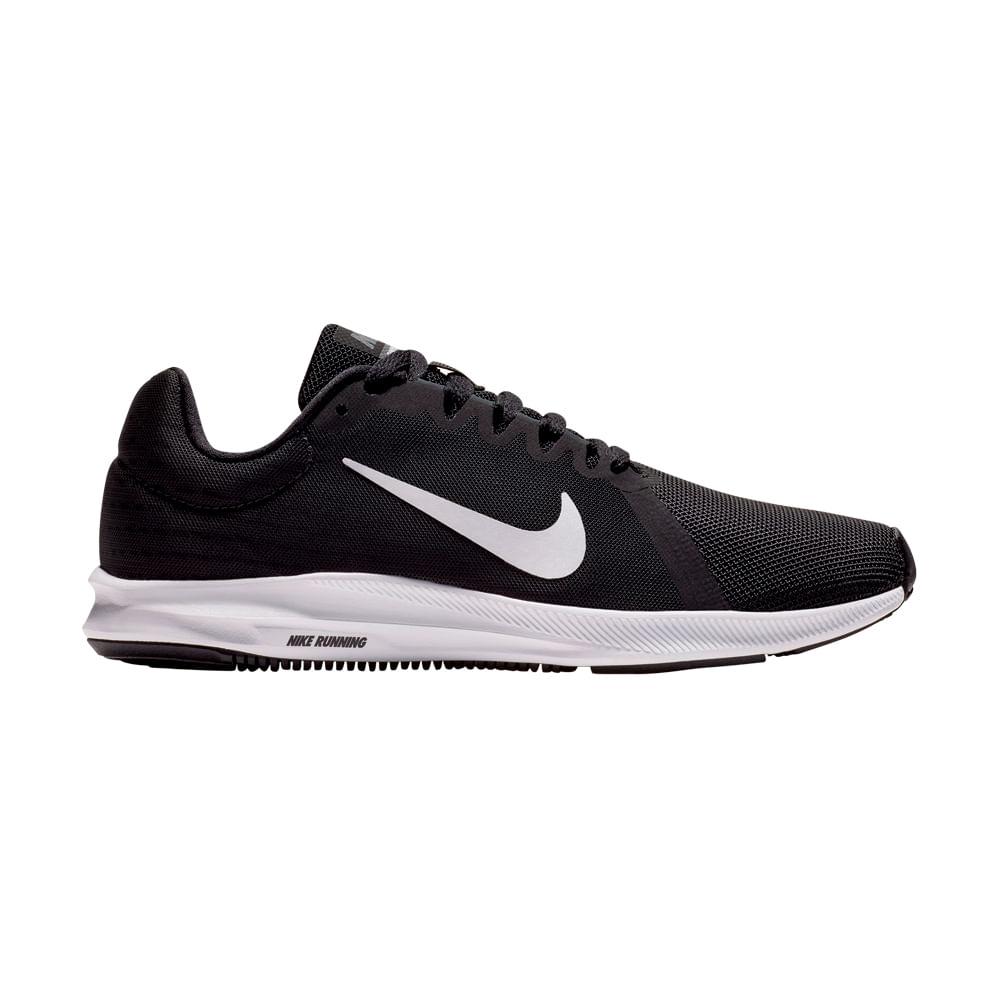 c904016fe7151 Zapatillas Nike WMNS NIKE DOWNSHIFTER 8 908994-001 Negro - passarelape
