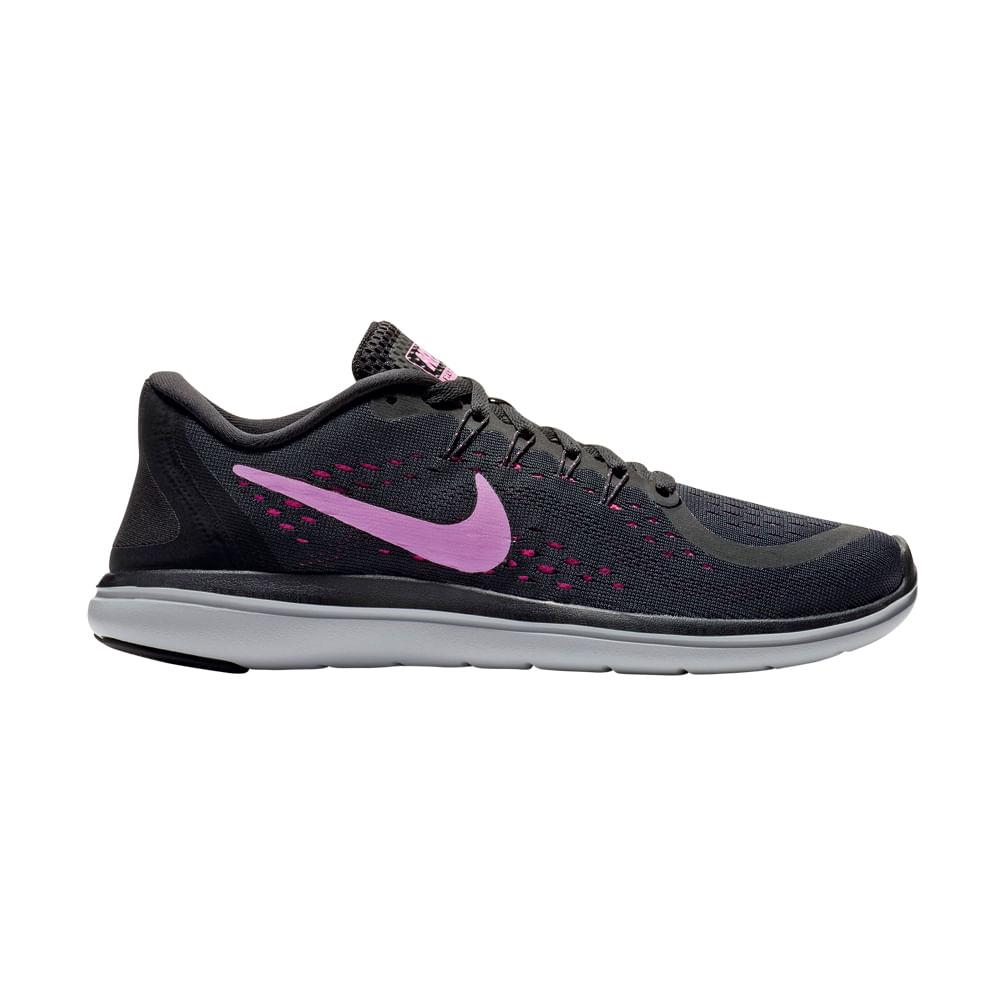 buy popular e7c97 7fe45 Zapatillas Nike FLEX 2017 RN 898476-014 Negro