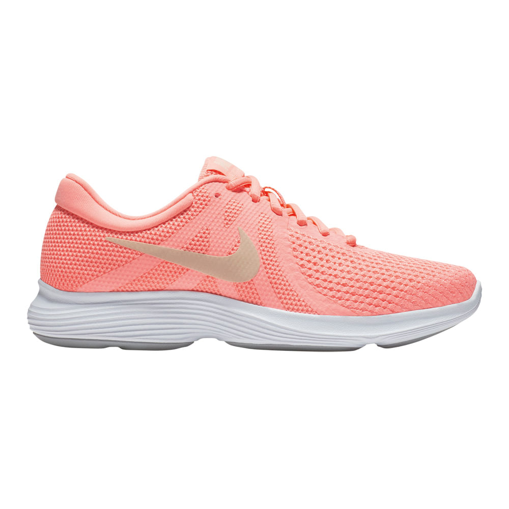 Zapatillas Nike REVOLUTION 4 908999 602 Rosado footloose