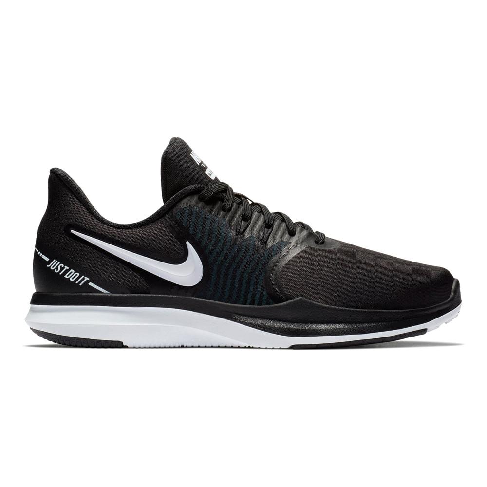 Zapatillas Nike IN SEASON AA7773-001 Negro - passarelape 450b465856fb0