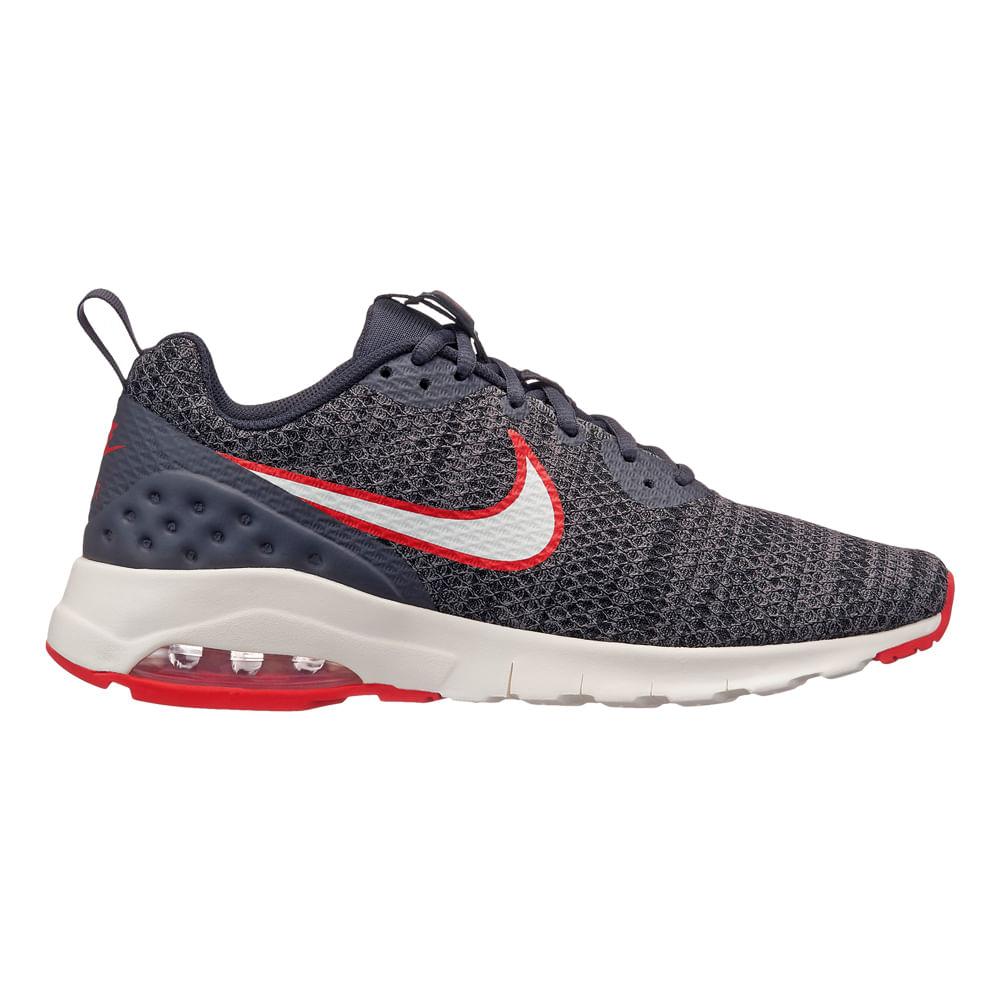 Zapatillas Nike AIR MAX MOTION AO7410-001 Negro - passarelape 69ae74b524a