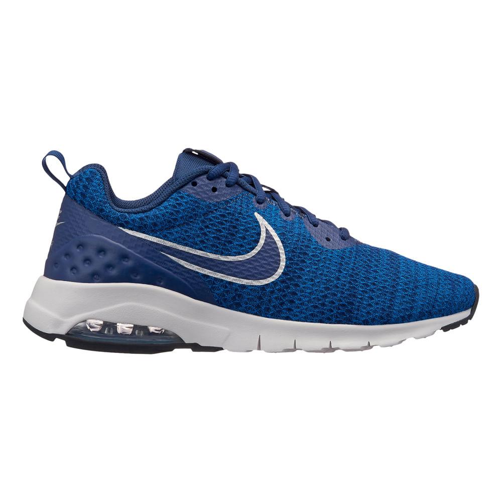 69839f569 Zapatillas Nike AIR MAX MOTION AO7410-400 Azul - passarelape