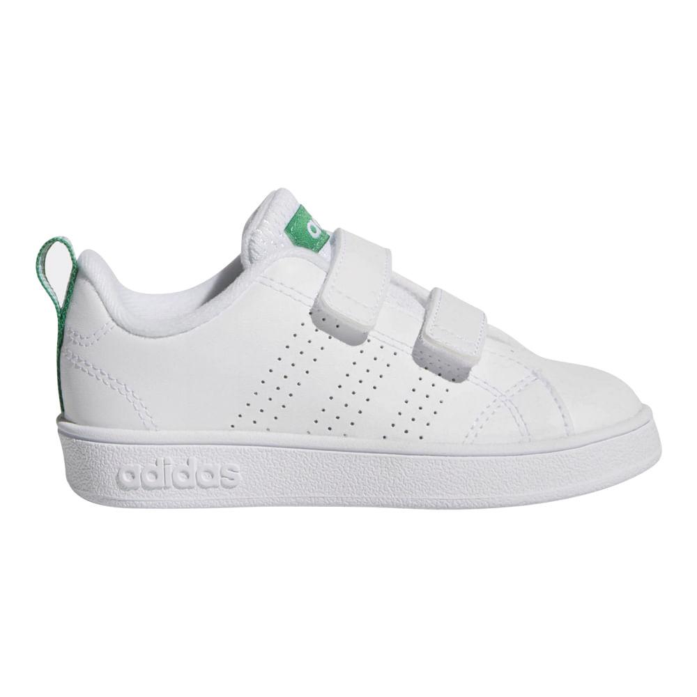 92b98fa09d4 Zapatillas Adidas VS ADV CL CMF INF AW4889 Blanco - footloose