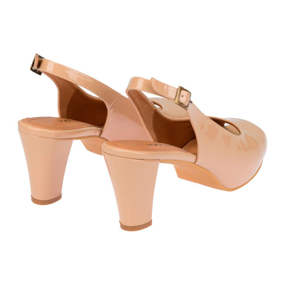 Zapatos Footloose FS-03I18 Nude - passarelape