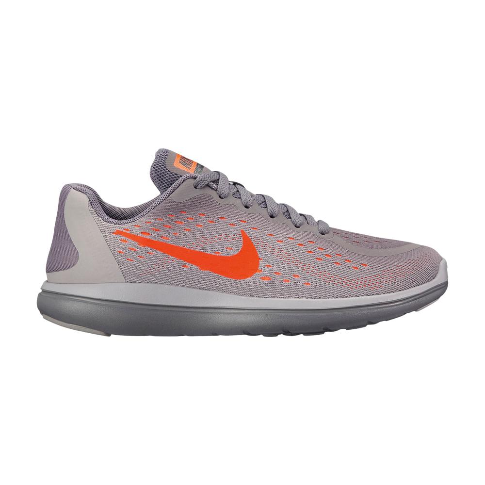 Zapatillas Nike FLEX 2017 RN 904236 010 Gris footloose