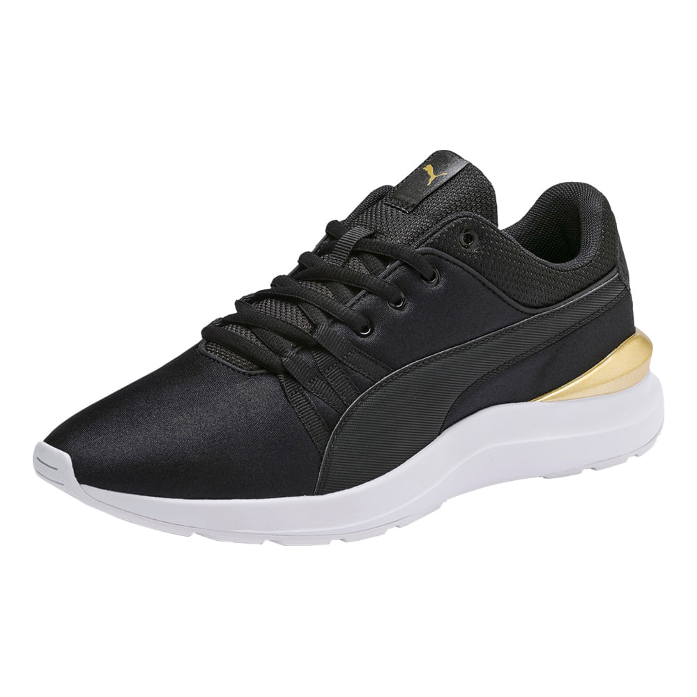 Zapatillas Puma ADELA 368185 01 Negro footloose