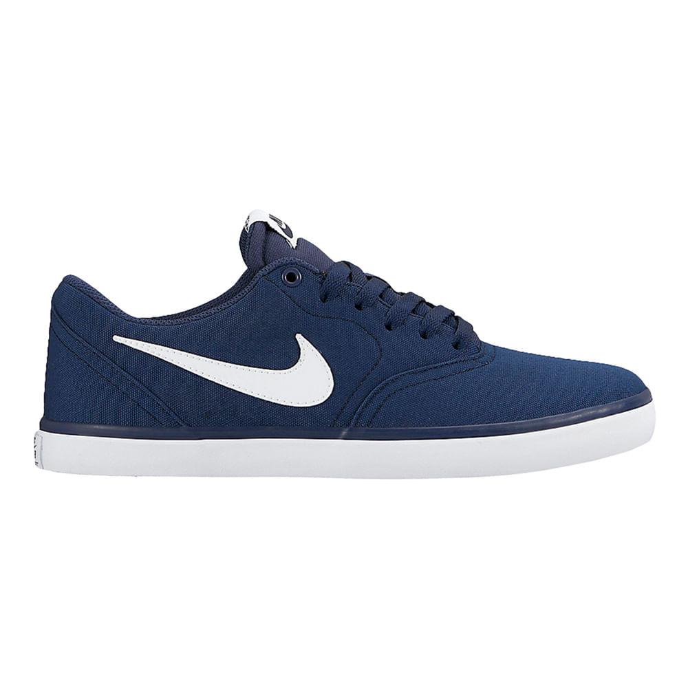 nike azul y blanco zapatilla