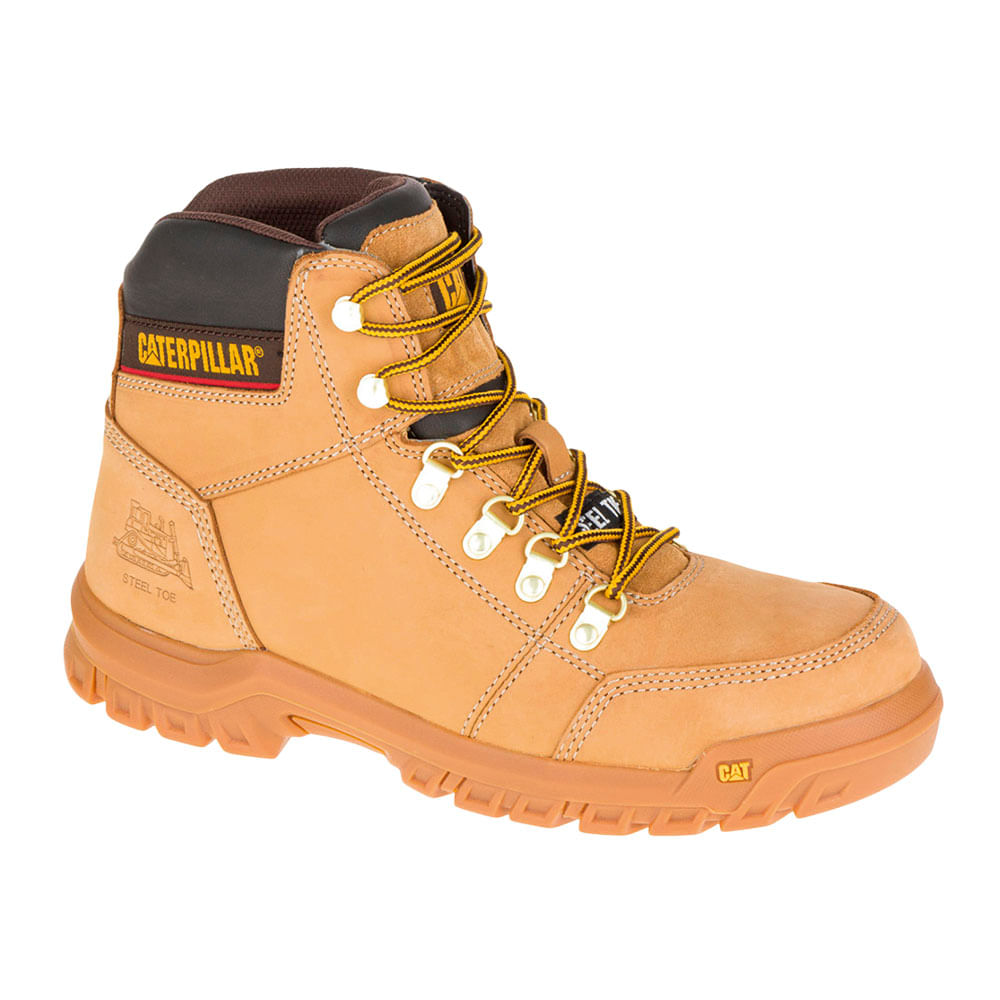 9b490c9b9 Zapatillas Caterpillar OUTLINE ST P90801-0 Honey Reset - passarelape