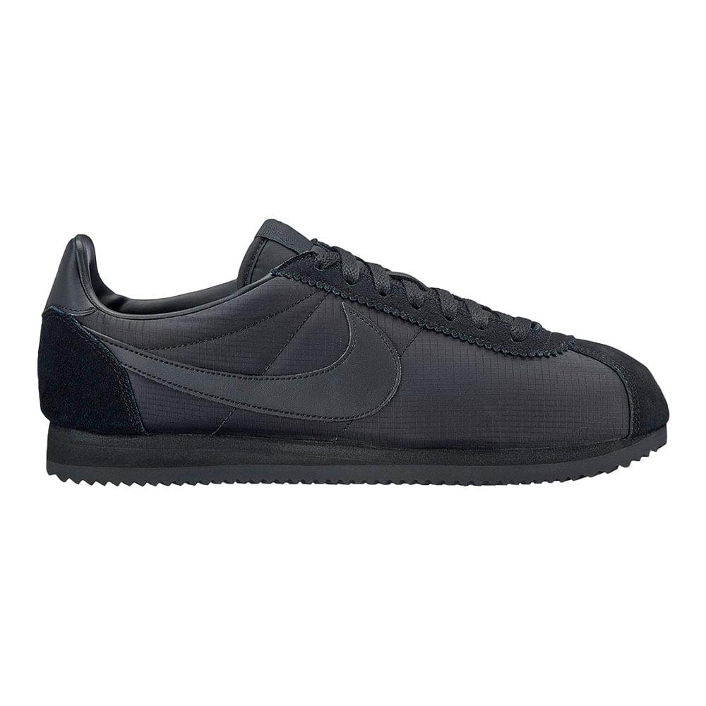Zpatilla Nike Mujer Clssic Cortex Nylon Negro