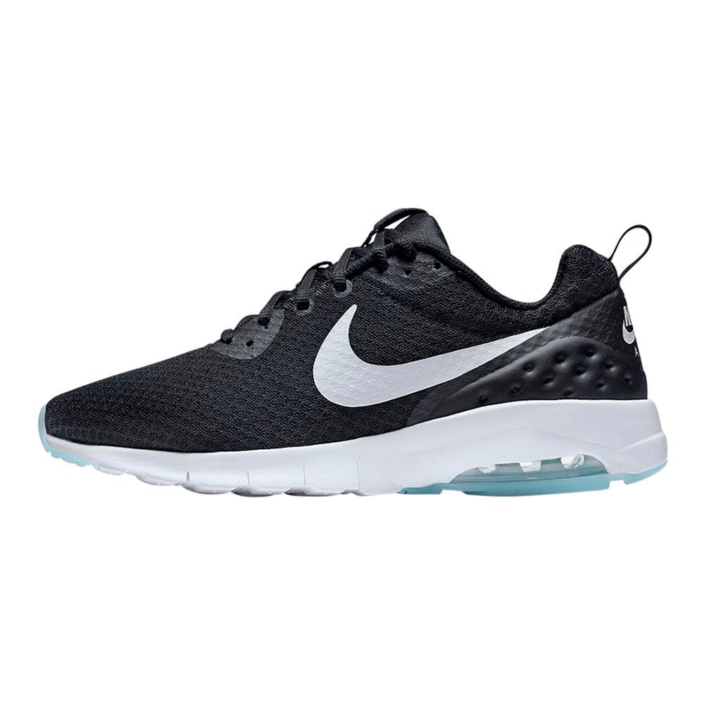 969204128c5 Zapatillas Nike AIR MAX MOTION 833260-010 Negro Blanco - passarelape